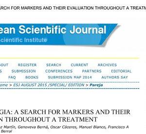 New scientific publication on fibromyalgia