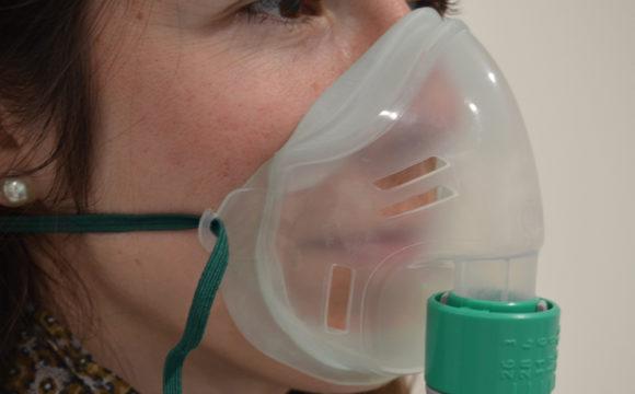 HFO. High-flow oxygen